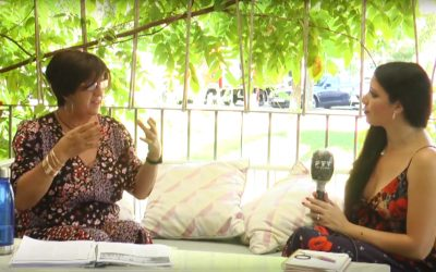 Entrevista PTV Terraza de verano