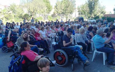 Acpacys participa en la Fiesta de Talleres de Participación Ciudadana