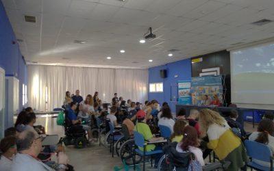 III ENCUENTRO RED CIUDADANÍA ACTIVA ASPACE ANDALUCÍA