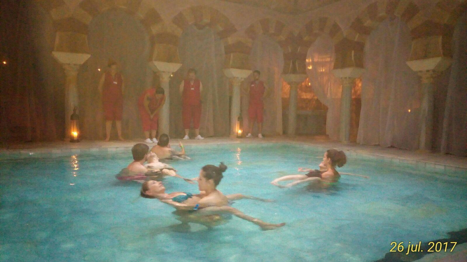 Visita baños arabes 2