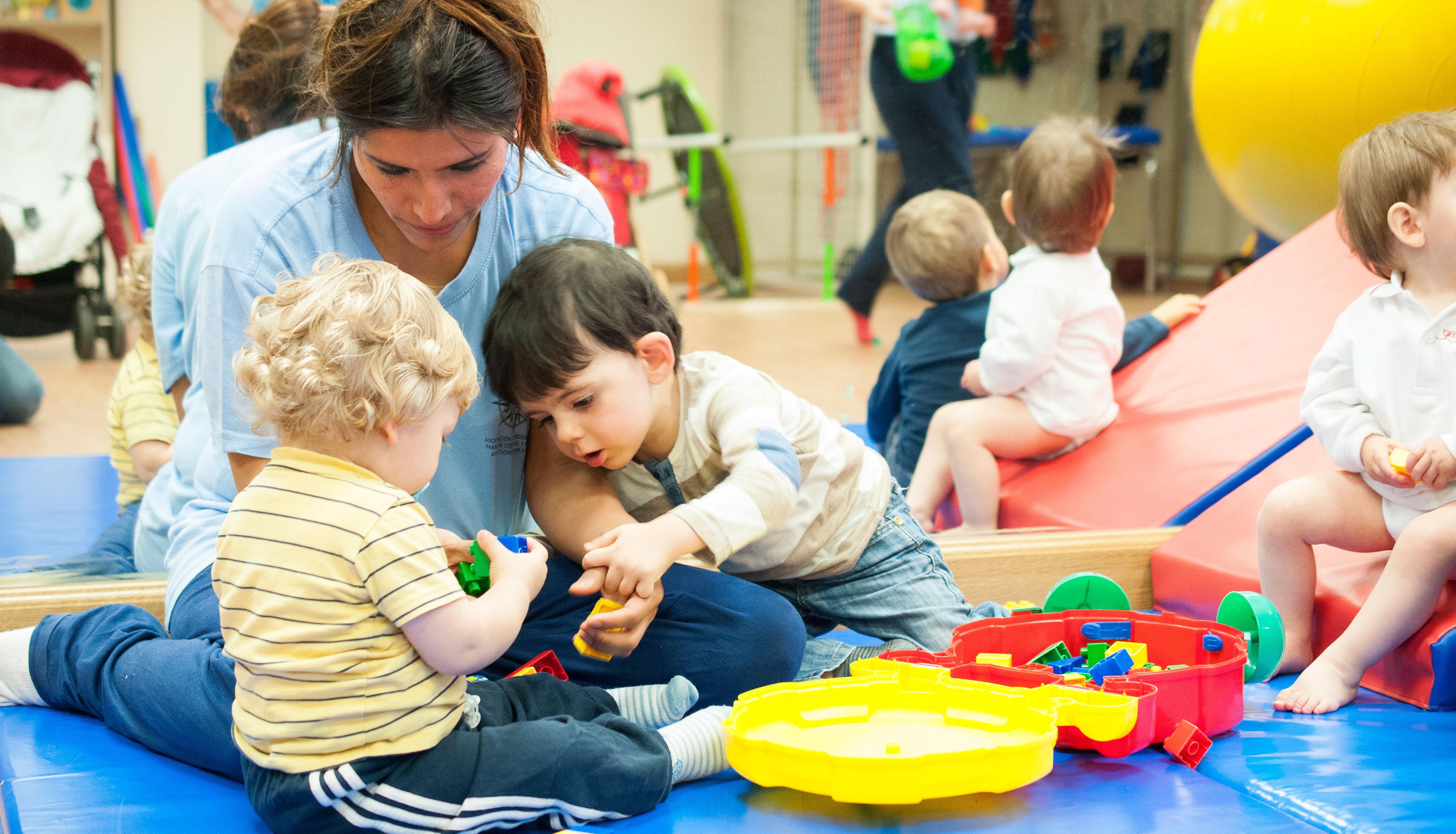 Atención Infantil temprana acpacys