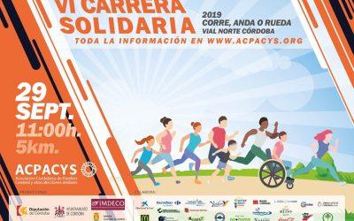 Información y Reglamento de VI carrera solidaria