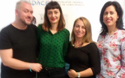 II Jornadas de trabajo del Proyecto Talento Aspace en Madrid Especialistas creando redes de conocimiento
