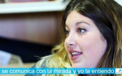 Reportaje a Elena Espejo voluntaria de Acpacys