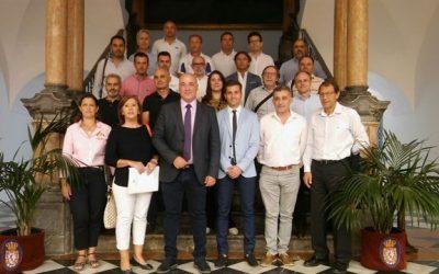 Diputación firma convenio deportivo con Acpacys