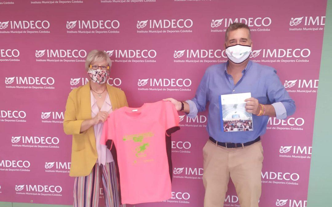 IMDECO apoya nuestra VII Carrera Solidaria
