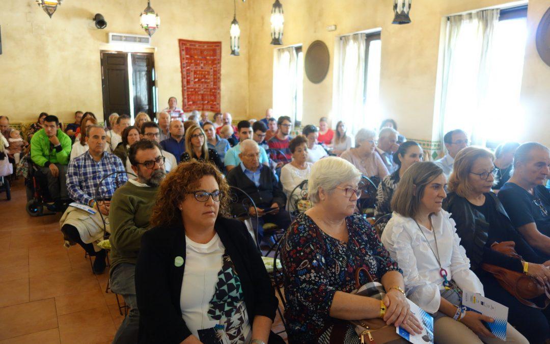 Detalles del IX Encuentro Andaluz de Familias con Parálisis Cerebral y Afines